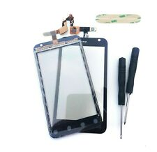 For HTC G20 Rhyme S510B Digitizer Touch Screen Lens Front Glass Black