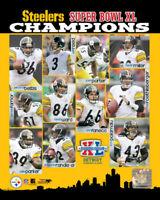 Super Bowl XL Pittsburgh Steelers 8 X 10 Photo AAGU216 zzz
