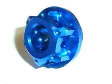 Honda CB750 SOHC All Years OIL FILLER CAP LID CNC BLUE  R1B7