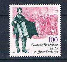 Berlin   Mi 872 200 Jahre Drehorgel    postfrisch