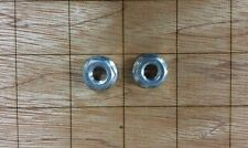 2 BAR NUTS MANY OLD VINTAGE MCCULLOCH CHAINSAW 216645 / 213169 US Seller