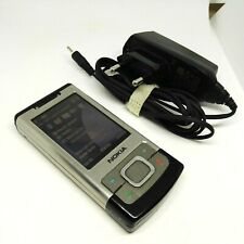 Nokia 6500 Slide - Silver(Unlocked) Cellular 3G Mobile Phone Top Condition