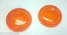 Yamaha Royal Star 1300 Venture & Tour Deluxe -Amber/Orange Turn Signal Lenses x2