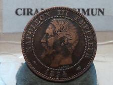 CIRA(28)(2) - 2 CENTIMES - NAPOLEON III - 1854 A - QUALITE TB++/TTB !
