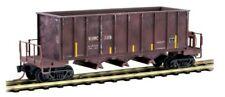 Western Railroad Co. 43' Ortner Open Hopper Weathered MTL #125 54 039 N Scale