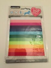 Ancol Whelping Collars - Collars for tiny pups - Pack of 12 in various colours