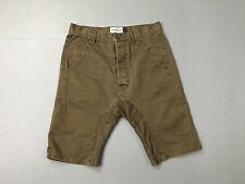 Men's TOPMAN Chino Shorts - W30 - Brown Wash - Great Condition