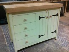 Farmhouse Handmade Cabinets