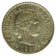 Schweiz 5 Rappen 1981 A50848