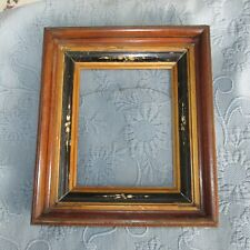 """LOT OF 4 10/"""" ROUND PICTURE FRAMES ANTIQUE GOLD Free Shipping"""