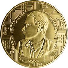 Bitcoin * Konrad Zuse * Nordic Gold * Sammelmünze II * NEU *