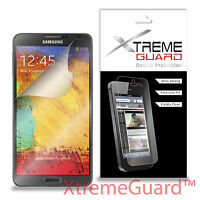 NEW XtremeGuard Clear LCD Screen Protector Shield Skin For Samsung Galaxy Note 3