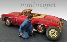 American Diorama Mechanic Figure 1/18 Ad-23789 Jerry