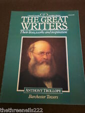 THE GREAT WRITERS #17 ANTHONY TROLLOPE