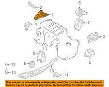 MAZDA OEM 99-03 Protege-Engine Motor Mount Torque Strut BJ0N3906YE