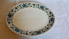 Midwinter Spanish design vintage Art Deco antique meat plate platter