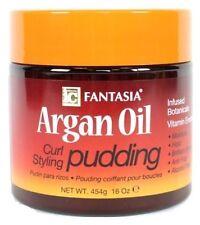 Fantasia IC Aceite de Argan Pudding Curl estilo Jar 454g