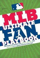 MLB ULTIMATE FAN PLAYBOOK - RILEY, MICHAEL T./ BARDIN, DAVE (ILT) - NEW HARDCOVE