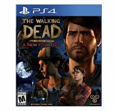 The Walking Dead: The Telltale Series A New Frontier - PlayStation 4 NEW