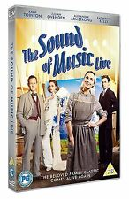 THE SOUND OF MUSIC LIVE - KARA TOINTON - NEW / SEALED DVD - UK STOCK
