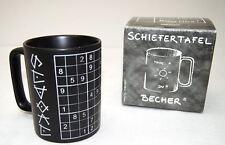 New listing Chalk Talk Mug By Konitz Brand Coffee Cup Tea Hot Chocolate Draw Drawing New