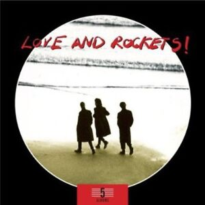 Love and Rockets - 5 Album Box Set [CD]