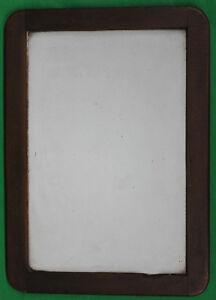 Original 1886 School Use Hand Held Writing White Board Education