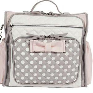 "Betsey Johnson ""EVA"" diaper bag/back pack. 💯UNALTERED UNOPENED & SEALED💯"