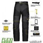 Snickers 6903 flexiwork Ripstop Pantalones Hombre Negro Camuflaje pre
