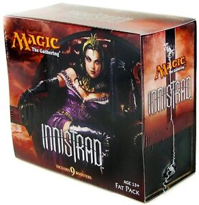 Magic MTG Innistrad Fat Pack Sealed English case fresh