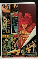Vampirella Red Sonja #2 1:30 incentive Virgin Variant ❤️🔥❤️