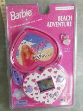 "Barbie Beach Adventure Game Play Mattel Electronics ""Vintage"" Toys Original"