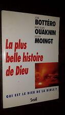 LA PLUS BELLE HISTOIRE DE DIEU - Qui est le Dieu de la Bible ? 1997