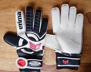 Erima Torwarthandschuhe Goalkeeper Gloves Sondermodell Premier League Vintage