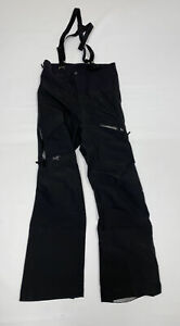 Brand New Arcteryx Sabre Lt Bib Pant Men's Small Black Model 21704