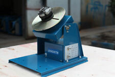 """BY-10 Rotary Welding Positioner Turntable Mini 2.5"""" 3 Jaw Lathe Chuck A"""