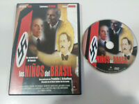Los Niños del Brasil Gregory Peck Laurence Olivier Ira Levin Dvd Español English