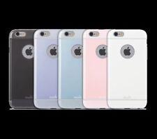 Fundas metálicos de plástico para teléfonos móviles y PDAs