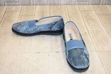 Foamtreads Quartz Slippers - Women's Size 11M, Blue