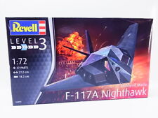 LOT 49550 Revell 03899 F-117A Lockheed Martin Nighthawk 1:72 Bausatz NEU in OVP