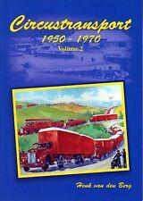 Circustransport Volume 2 1950-1970 ( Büch Circus Transport )