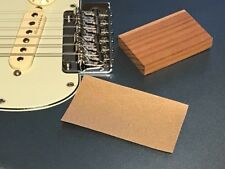 Stratocaster Electric Guitar Hardtail Bridge Coversion Kit