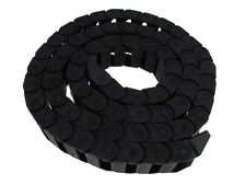 """Low Cost 40"""" Plastic Cable Wire Chain Carrier 15*18mm - 10*10mm"""