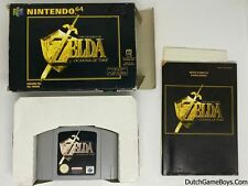 The Legend Of Zelda - Ocarina Of Time - FAH - Nintendo 64 - N64