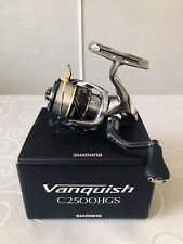 Shimano Vanquish C 2500 HGS FA  Spinnrolle Angelrolle Stationärrolle