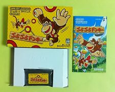 Bura Bura Donkey Gba Nintendo Gameboy Advance Japan Used