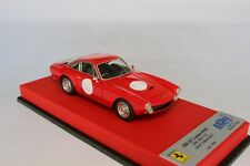 BBR CAR41D1LB Ferrari 250 GT Lusso RHD Version John Collins 2011 LE 20 pcs  1:43