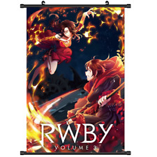 Nekomimi  Rwby Overwatch HD Print Uncover Canvas Home Decor Wall Art Poster