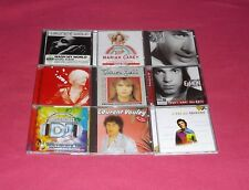 LOT DE 50 CD : Genesis, Mariah Carey, Tracy Chapman, Serge Gainsbourg ++++