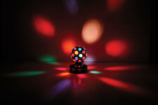 DISCO PARTY DJ DECOR Ball Scène Lumière ligting Club Rotation Lumière DEL Lampe UK